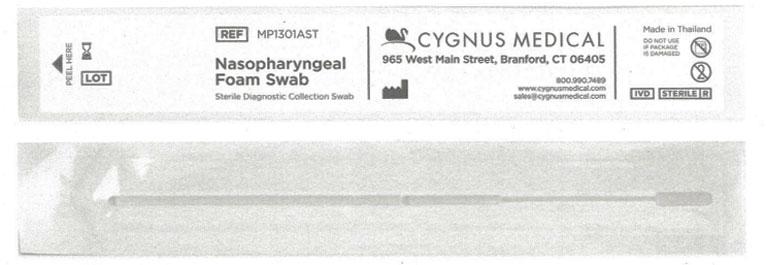 swab packaging